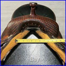 13.5 Double J Pozzi Barrel Saddle