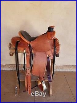 14.5 Lightweight Mccall Wade Saddle