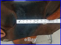 14 Original Bob Marshall Treeless Sport Saddle