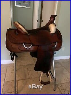 15 1/2 Western Saddle
