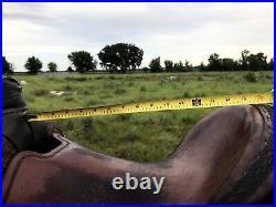 15.5 Cactus- Ranch/Roping/Working/Trail Saddle EUC