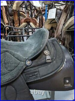 15 Bighorn Western Saddle #600