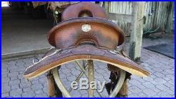 15 Bob Marshall Treeless Saddle