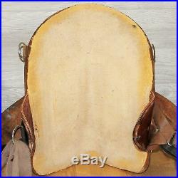 15 Circle Y Bob Marshall Barrel Saddle