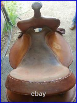 15 J&L Barrel Saddle
