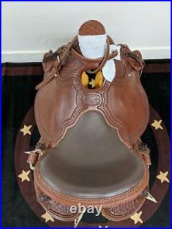 15 New McCall McLite Western Wade Saddle W283-1120