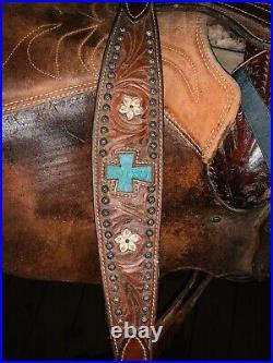 15 Rope Saddle