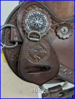 15 Used Allegany Mountain Saddlery Endurance Saddle