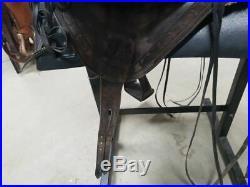 15 Used Synergist Western Trail Saddle 2-1148