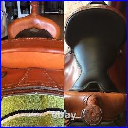 16 American Saddlery Flex 526