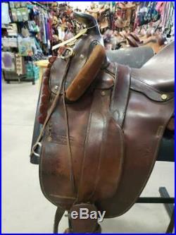 16 Australian Trail Master Australian Saddle 3-1641