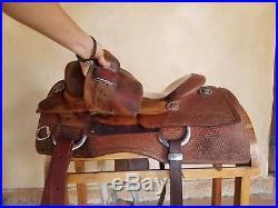16 Bob's custom Saddle