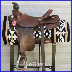 16 Caldwell Roping Saddle