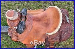16 McCall Northwest Wade Saddle
