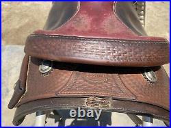 16 Piland Cutting Saddle