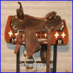 17.5 Coats Cutting Saddle