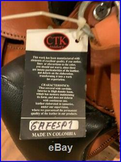 17 CTK Endurance Saddle