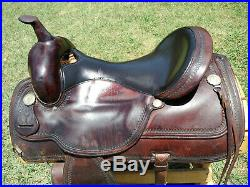 17 Circle Y Flex Trail Saddle Made in Texas