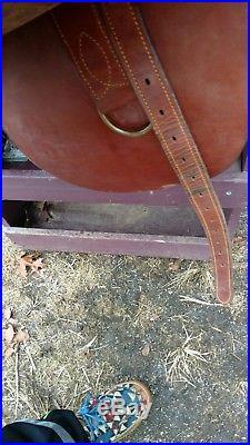 19 Australian Saddle