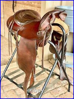 Abercrombie Triple T Endurance Saddle