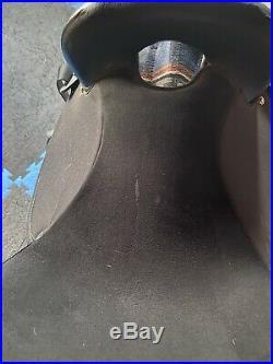 Abetta Airflex Synthetic Endurance Saddle