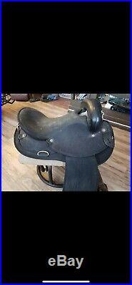 Abetta Saddle 15.5