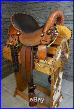 Allegany Mountain Trail Saddle! 15 Seat. HW Bar Renegade Endurance