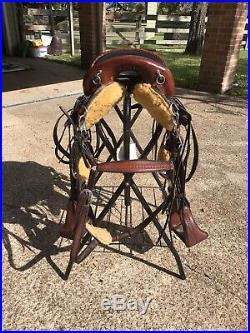 Allegany Mountain Trail Saddles Endurance Saddle, Quarter Tree (NE), 15.5 Seat