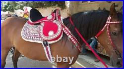 Arabian Horse Saddle Egyptian Dancing Saddle Handmade saddle dancing Horse