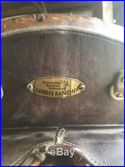 Australian Saddle Dundee Rancher