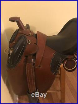Australian Saddle by Outback Saddle Co