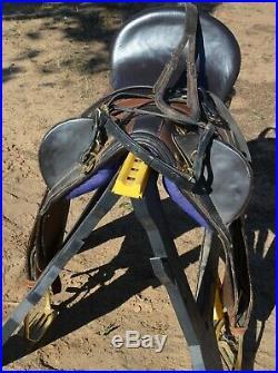 Australian saddle 19
