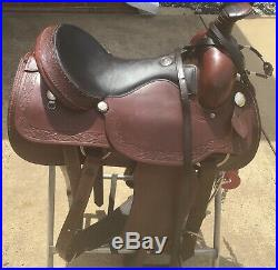 Billy Cook Trail 16' Western Saddle Great Condition