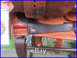 Bob's Cowhorse Saddle
