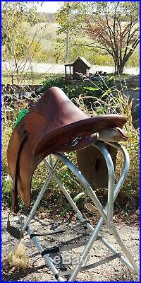 Buena Vista Saddle