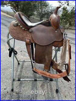 Cactus Charmayne James Barrel Saddle