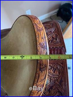 Cactus saddlery Barrel Saddle