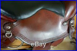Cascade Wade by Allegany Mountain Trail Saddles! Gaited fit. 7.25 gullet