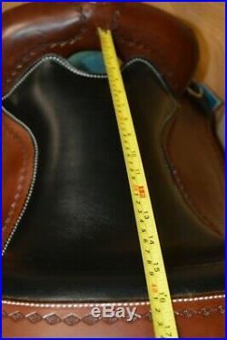Cashel Martin Saddlery Trail Saddle 16 inch