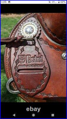 Cashel Trail Saddle 16