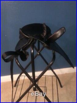 Child Size Western Side Saddle