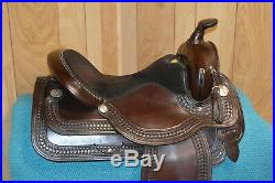 Circle Y Equitation Western Saddle 16 inch