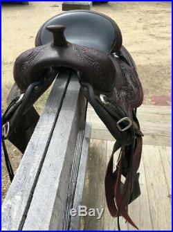 Circle Y Julie Goodnight Western Saddle