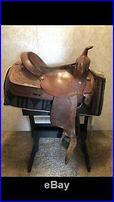 Circle Y Trail Equestrian Saddle