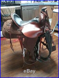 Circle Y Trail Saddle