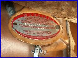 Circle Y Western Roping Saddle, great condition