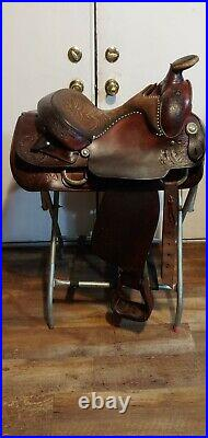 Circle y saddle