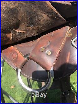 Crates Endurance Saddle #2180M 15 Listing Has Been Revised NO Pad Included