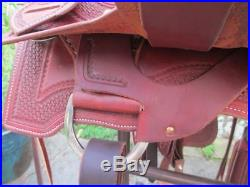 Don Rich Ladies Versatility Saddle Ranch Cutter, Cowhorse (New)