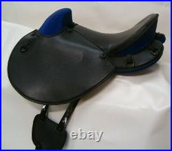 Endurance Saddle 17'' With Seat And Skirt In Leather